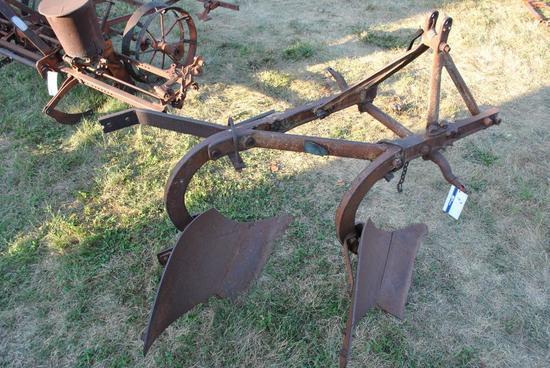 Dearborn Two Bottom Plow