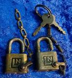 LN Brass Locks
