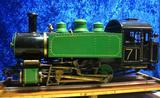 Live Steam Locomotive