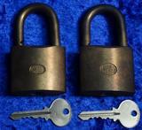 WB Brass Locks