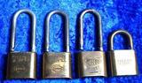 Corbin Sesamee Combination Brass Locks