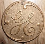 General Electric Plaque