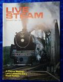 Live Steam Magazine - 1984