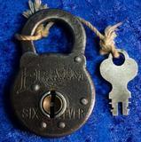 Fraim Six Lever Lock