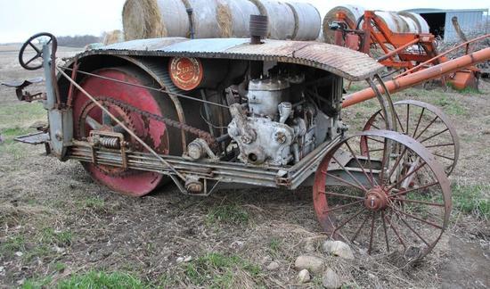 Gray Tractor Company