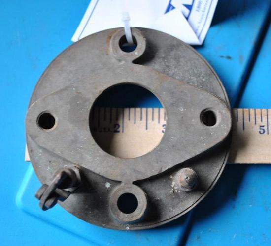Brass Carburetor Bowl Cap
