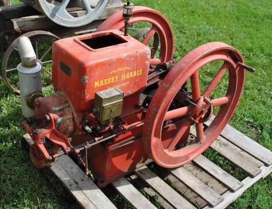 6HP Massey Harris Stationary Engine