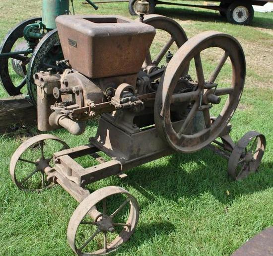 7HP Ottawa Stationary Engine