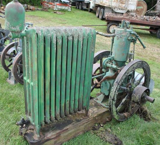 6HP Fairbanks Morse Stationary Engine