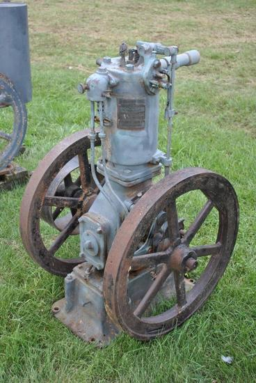 4HP Root & Van Dervoort Stationary Engine