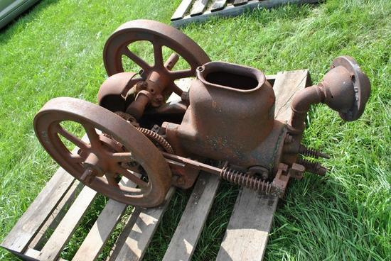 2.5HP La Crosse Plow Co. Stationary Engine