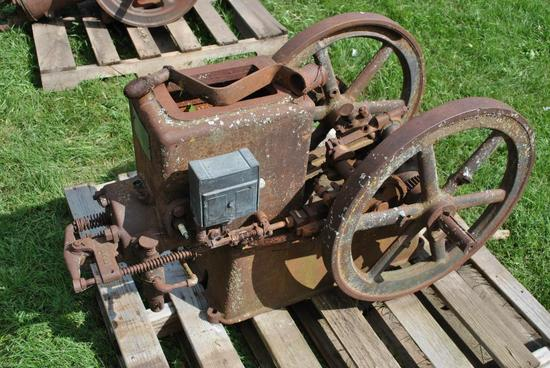 3HP Fuller & Johnson Stationary Engine