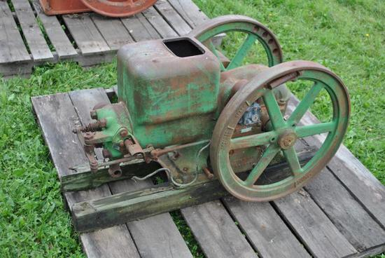 3HP John Deere Stationary Engine