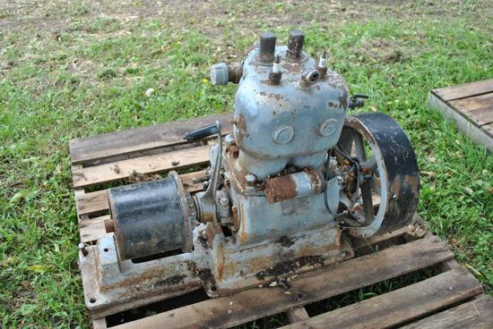 8HP Cushman Stationary Engine