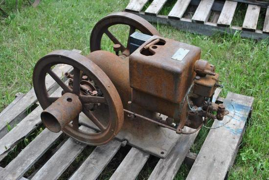 1.5HP IHC Stationary Engine