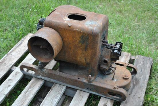 IHC LB Stationary Engine