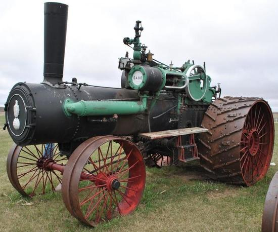 1913 80HP Case