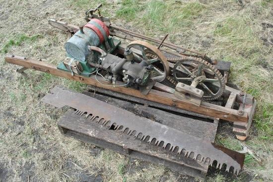 Faughan Drag Saw