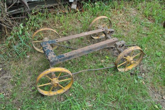 Fairbanks Morse 3 HP Cart