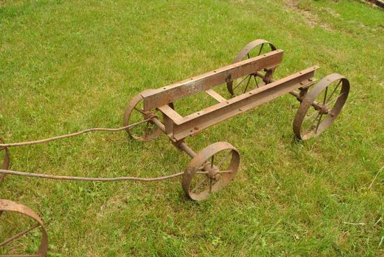 Electric Wheel Cart