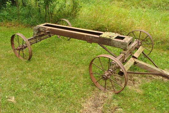 Galloway Cart 5-7 HP