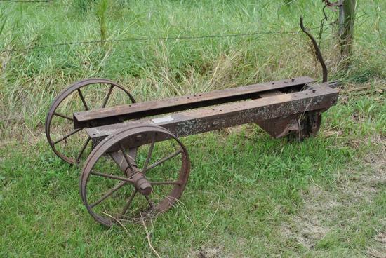 Three Wheel Cart