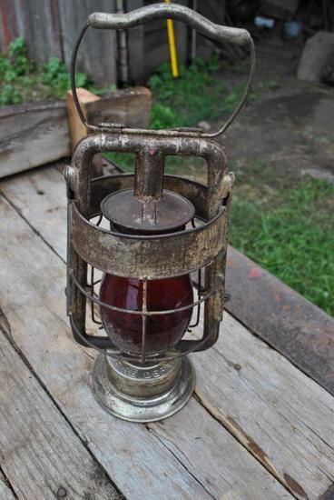 Dietz Fire Dep.t Lantern