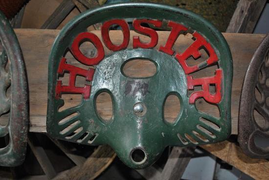 Hoosier seat
