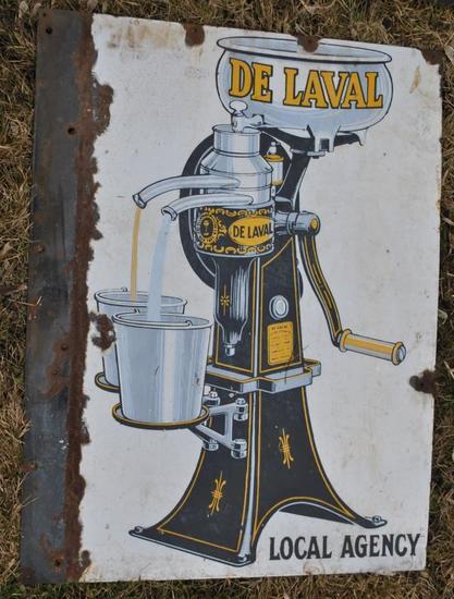 De Laval Sign