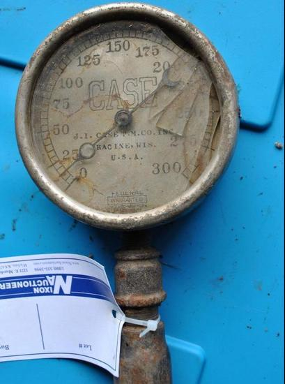 Case Steam Gauge