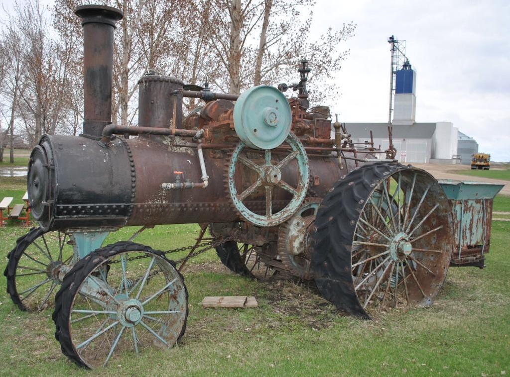 Nichols & Sheppard Steam Engine