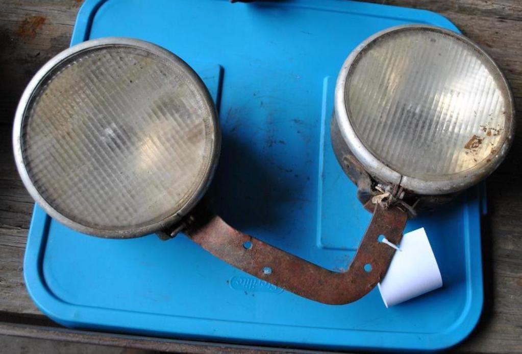 KW Drum Headlight