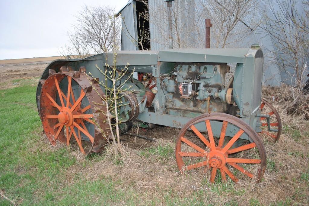 Lauson Tractor