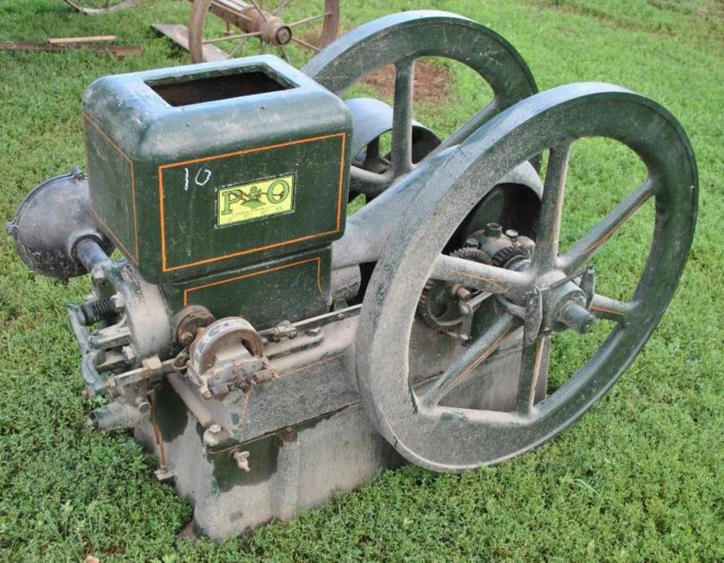 6HP Nelson Stationary Engine