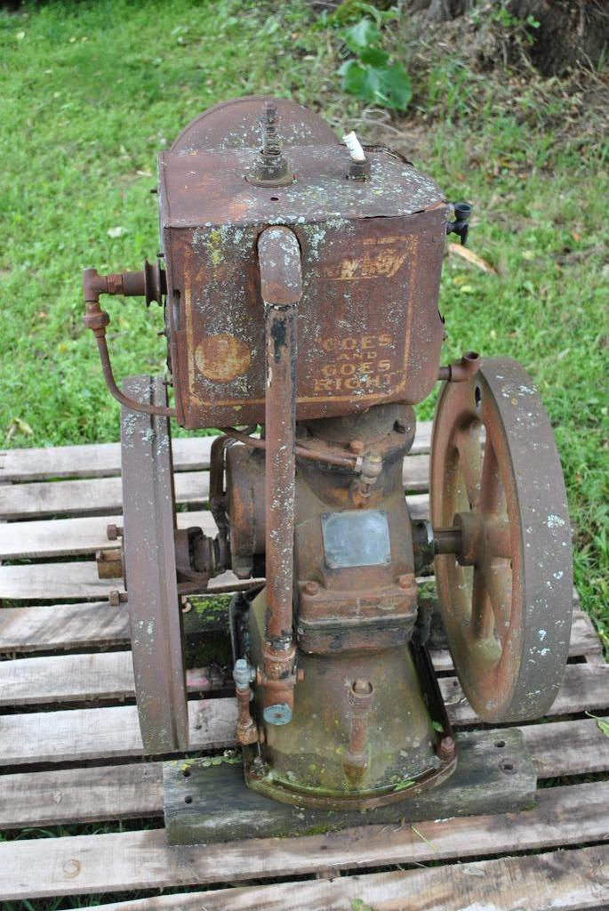 3.5HP New Way Stationary Engine