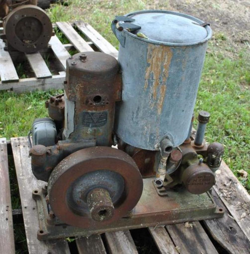 De Laval Stationary Engine