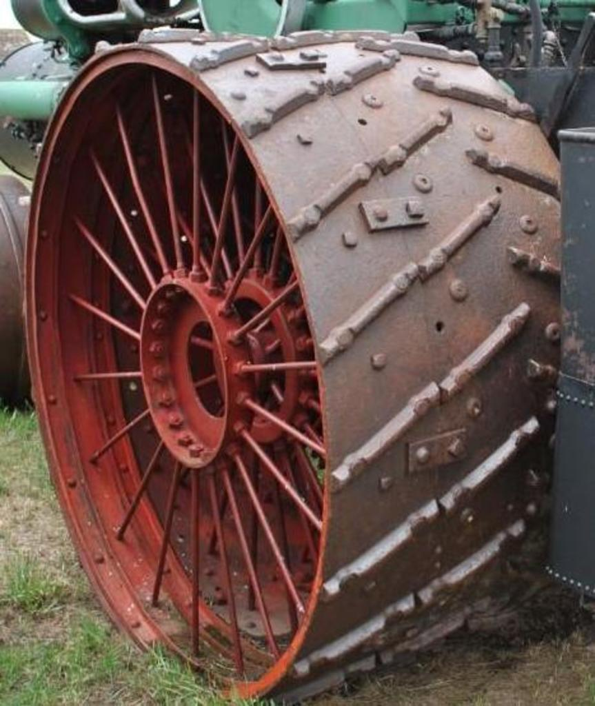 80HP Case Wheel Extensions