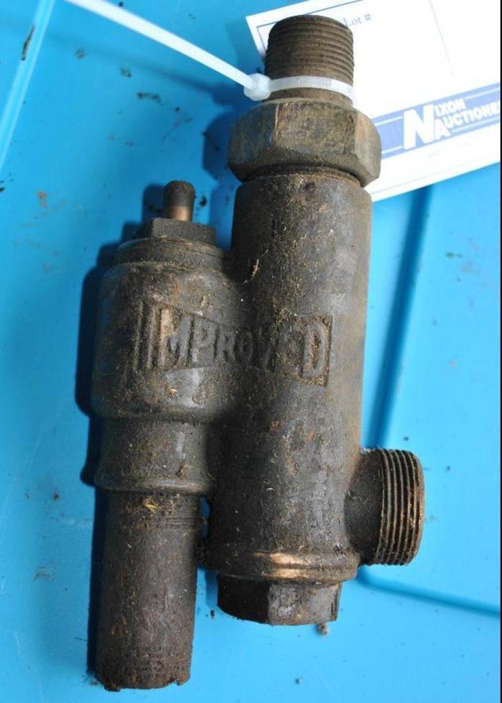 Steam Engine Injector