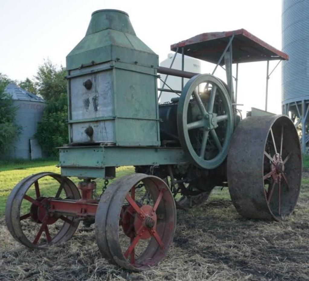 Rumely F