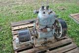 8HP Cushman Stationary Engine