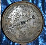 Reeves Steam Gauge