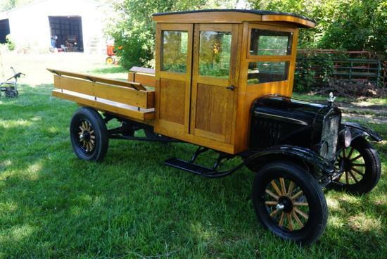 Model T Truck