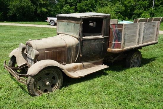 1929 Model A Ford Truck