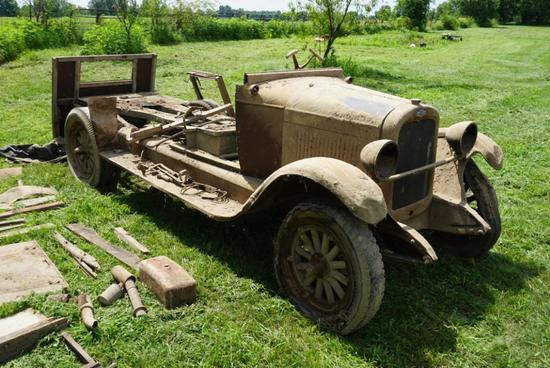 1928 Chevrolet Capital Truck