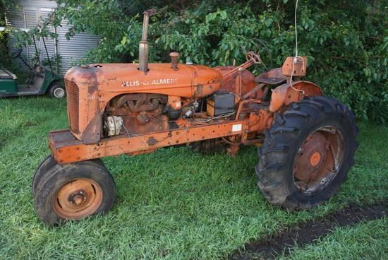 WD Allis Chalmers