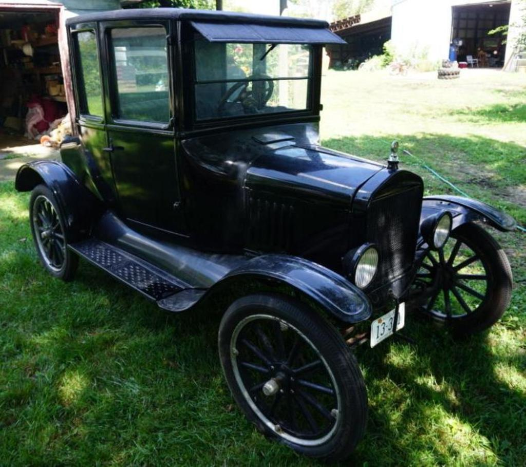 Model T Coupe