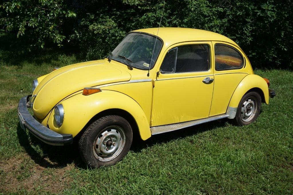 1973 Super Beetle
