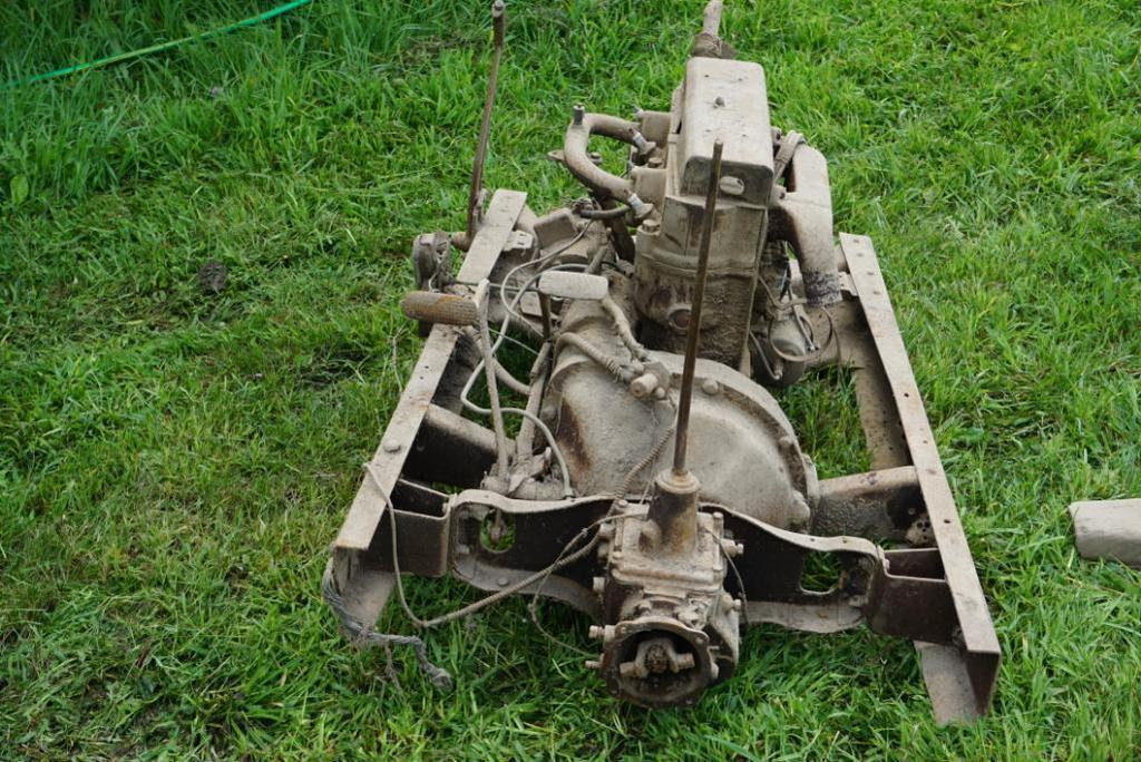 4 Cylinder Chevrolet Engine