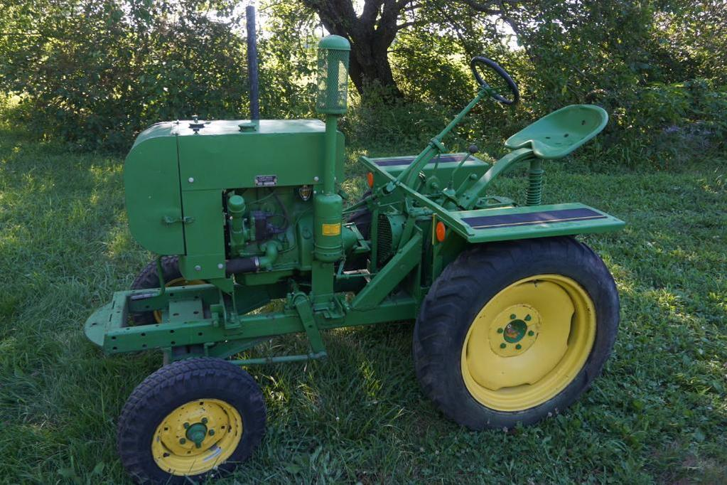 Home Built Tractor