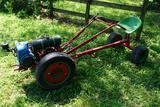 David Bradley Garden Tractor